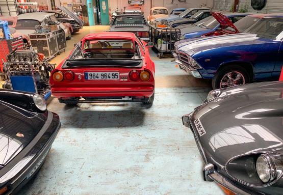 Aperçu du garage PN Classic