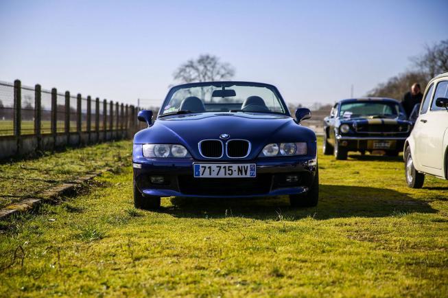 BMW Z3 2,8L roadster